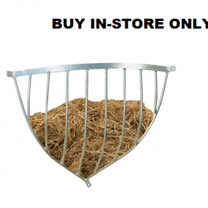 Stubbs Traditional Hay Rack – Corner Mounting