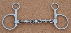 Waterford Hanging Cheek Snaffle