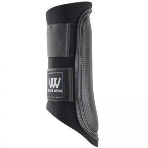 Woof Wear Club Brushing Boot – Black