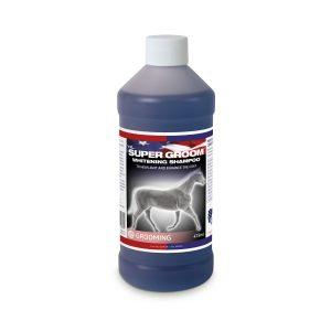 Equine America Super Groom Whitening Shampoo