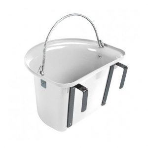 Stubbs Plastic Portable Manger/Grooming Bucket