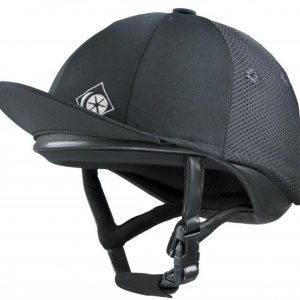 Charles Owen J3 Jockey Helmet – Sizes: 1.5 – 3.5