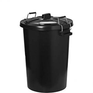 Prostable Dustbin & Locking Lid (Delivery within Ireland Only)