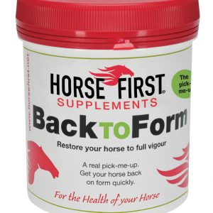 Horse First – Back To Form