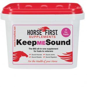 Horse First – Keep Me Sound