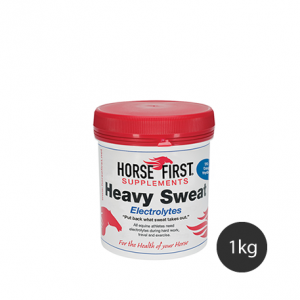 Horse First – Heavy Sweat