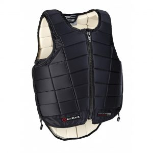 Racesafe RS 2010 Childs Body Protector – Black