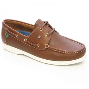 Dubarry Admirals Deck Shoes – Brown