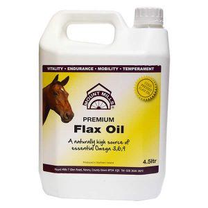 Cold Pressed Flax Oil