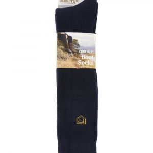 Dubarry Boot Socks Long – Navy