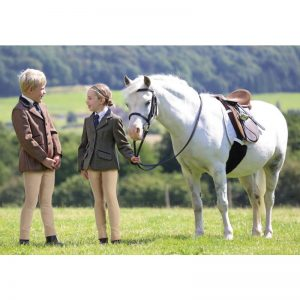 Childrens Shires Huntingdon Tweed Jacket