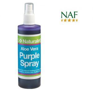 NAF Aloe Vera Purple Spray