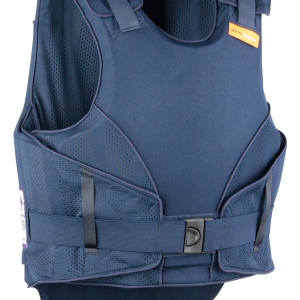 Reiver Elite Equestrian Childs Body Protector – Navy