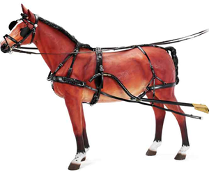 Zilco Classic Single Harness