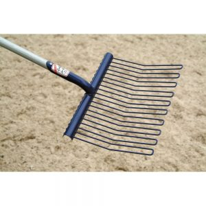Fyna-Lite Rubber Matting Fork D Handle