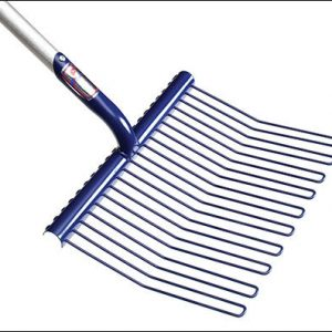 Fyna-Lite Rubber Matting Fork Long Handle (Delivery within Ireland Only)