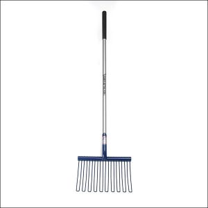 Fyna-Lite Rubber Matting Fork Long Handle