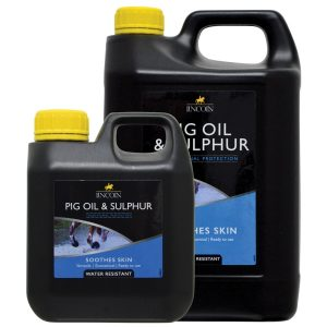 Lincoln Pig Oil & Sulphur (Delivery within Ireland Only)