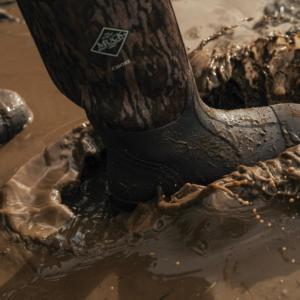 Muck Boots Chore Hi – Moss