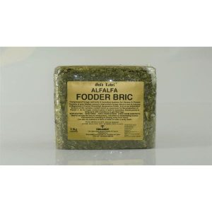 Gold Label Alfalfa Fodder Bric