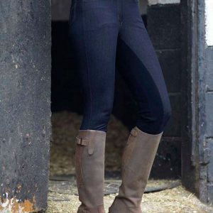 Ladies Toggi Laredo Denim Breeches