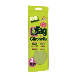 NAF Off Tag Citronella- 2 Pack