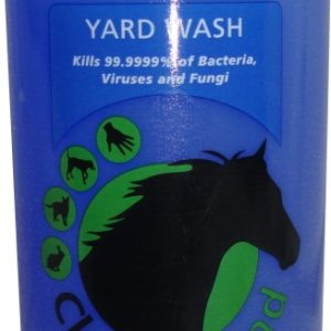 Clean Round Horse Yard and Stable Wash