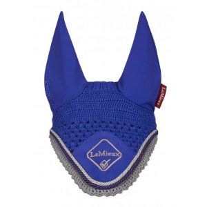 LeMieux Signature Fly Hood- Benetton Blue