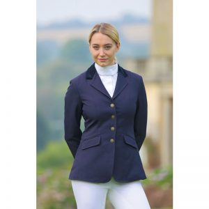 Ladies Shires Aston Show Jacket – Navy