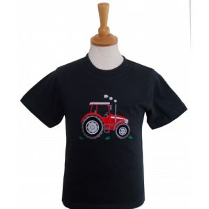 British Country Collection T-Shirt – Big Red Tractor