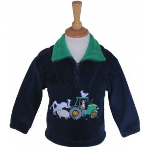 British Country Collection Fleece – Farmyard