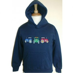 British Country Collection Hoodie – Tractors