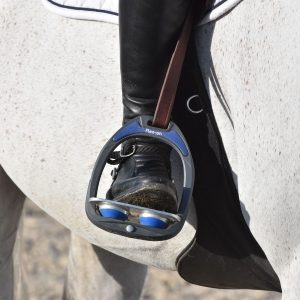 Flex-On Inclined Ultra Grip Stirrups