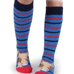 Shires Kids fluffy Socks