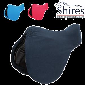 Shires Fleece Saddle Cover