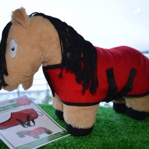 Crafty Ponies Fleece Rug & Instruction Booklet