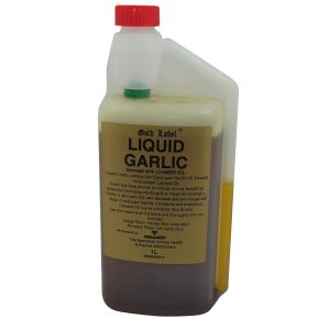 Gold Label Liquid Garlic