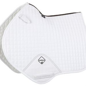 LeMieux ProSport Close Contact Square Cotton – White