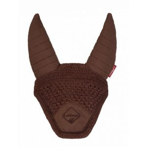 LeMieux Acoustic Fly Hood – Brown