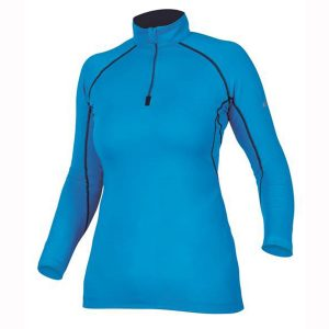 Ladies Shires AIR DRI Cross Country Shirt – Turquoise