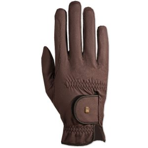RoeckI Grip Riding Glove – Brown