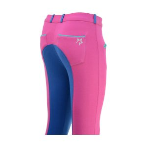 Childrens HyPERFORMANCE Zeddy Mizs Jodhpurs