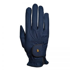 RoeckI Grip Riding Glove – Navy