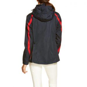 Ariat Ladies Team II Waterproof Jacket – Navy