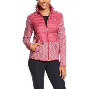 Ariat Ladies Capistrano Jacket – Rose Violet