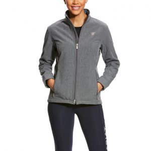 Ariat Ladies Journey Softshell Jacket – Grey