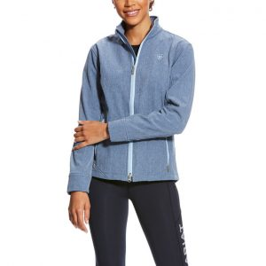 Ariat Ladies Journey Softshell Jacket – Indigo Fade