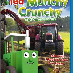 Tractor Ted DVD – Munchy Crunchy