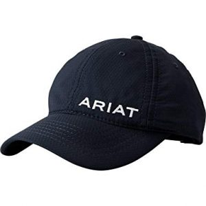 Ariat Adult Unisex Stable Cap – Navy/White