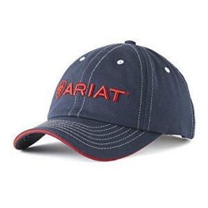 Ariat Adult Team Cap II – Navy/Red